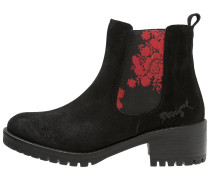 YOLAND A CHARLY Stiefelette black