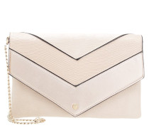 EMMIE Clutch blush/metallic