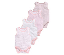 4 PACK Body pink