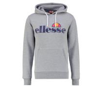 TOPPO Sweatshirt athletic mottled grey