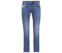 CLOE Jeans Straight Leg blue denim