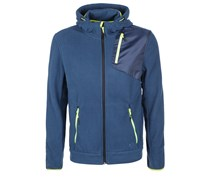 Fleecejacke majolica blue