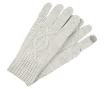 Fingerhandschuh light grey