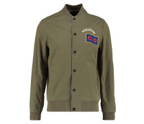 YEAR OF THE ROOSTER Bomberjacke maha olive
