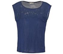 TShirt print bleu marine