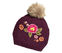 Mütze plum