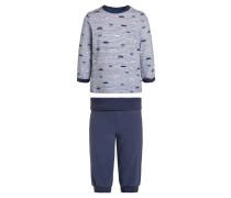 LONDON Pyjama washed blue