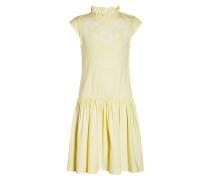 Jerseykleid - yellow