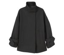 LAZO Wollmantel / klassischer Mantel black