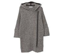 Kurzmantel heather grey