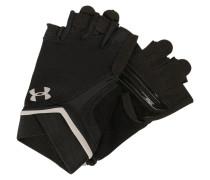 FLUX Kurzfingerhandschuh black