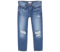 CIGAR - Jeans Straight Leg - dark vintage blue