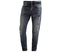 DIEGO Jeans Tapered Fit deep worn wash