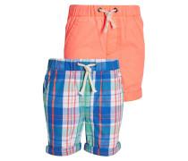 2 PACK - Jeans Shorts - orange