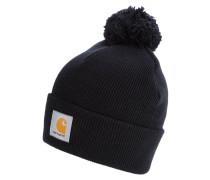 WATCH Mütze black