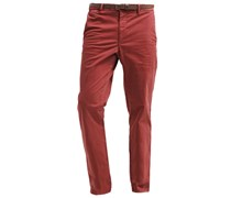 FLOW Chino dark red