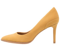 HENLY - Pumps - butter yellow
