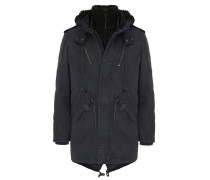 GOOT Parka dark blue