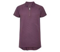 Poloshirt purple