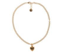 CARD - Halskette - goldfarben