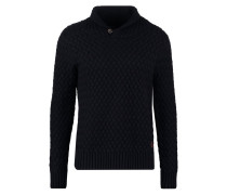 BART SAILOR - Strickpullover - navy blue