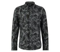 SLIM FIT Hemd gris