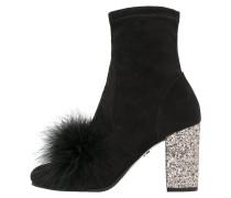 RIO - High Heel Stiefelette - black