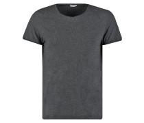 T-Shirt basic - dark grey melange