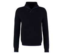 MARLIN Strickpullover navy
