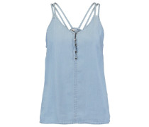 NMNESLI - Top - light blue denim