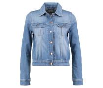 SLIM RIDER - Jeansjacke - 70s fresh blue