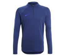 SQUAD Langarmshirt binary blue/paramount blue