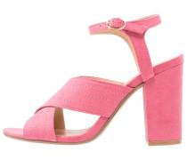 SPRING - Riemensandalette - pink
