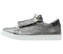 TOQUESITA Sneaker low inox/nero