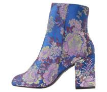 BROCK - High Heel Stiefelette - blue