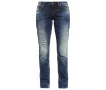 ASPEN - Jeans Straight Leg - cometa wash