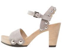 FRANZI Clogs grey/kaleido