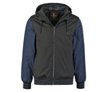 DULCEY Winterjacke black