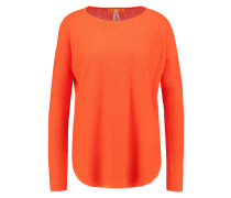 ISMINA - Strickpullover - orange