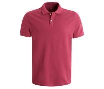 Poloshirt - indian red