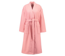 Bademantel soft pink