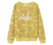 BLAHS - Sweatshirt - mustard
