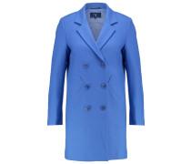 Wollmantel / klassischer Mantel nightfall blue