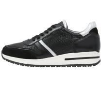 Sneaker low zwart