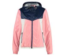 Leichte Jacke pink/dark blue/grey