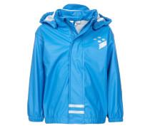 JARON Regenjacke / wasserabweisende Jacke blue