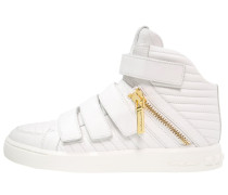 Sneaker high offwhite