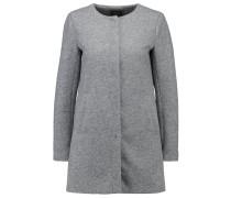 ONLSIDNEY Wollmantel / klassischer Mantel light grey melange
