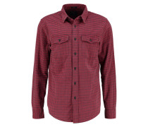 Hemd red/black gingham