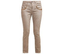 GLAM OIL Jeans Relaxed Fit soft beige